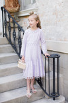 England in Spring Dress for Girls (3 Colors)
