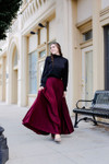 Twirling into Tomorrow Skirt (4 Colors)