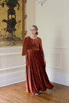 Autumn Embers Dress (3 Colors)