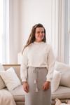 Dainty Jewell's Embossed Sweatshirt (3 Colors)