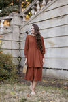 Autumn in Amsterdam Dress