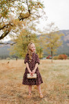 Tuileries in Autumn Dress for Girls