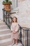 English Primrose Dress for Girls (2 Colors)