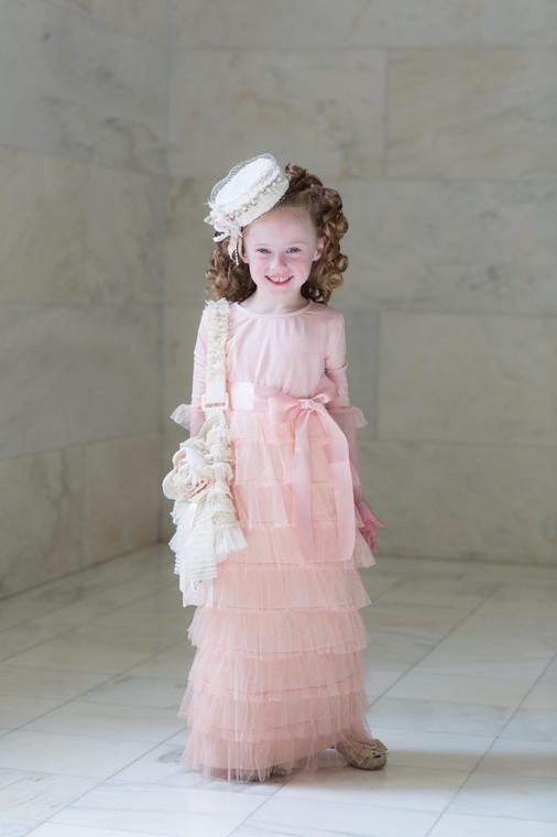 Girls Dream Dress (Blush)