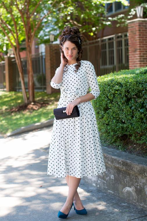 Vintage Serendipity Dress