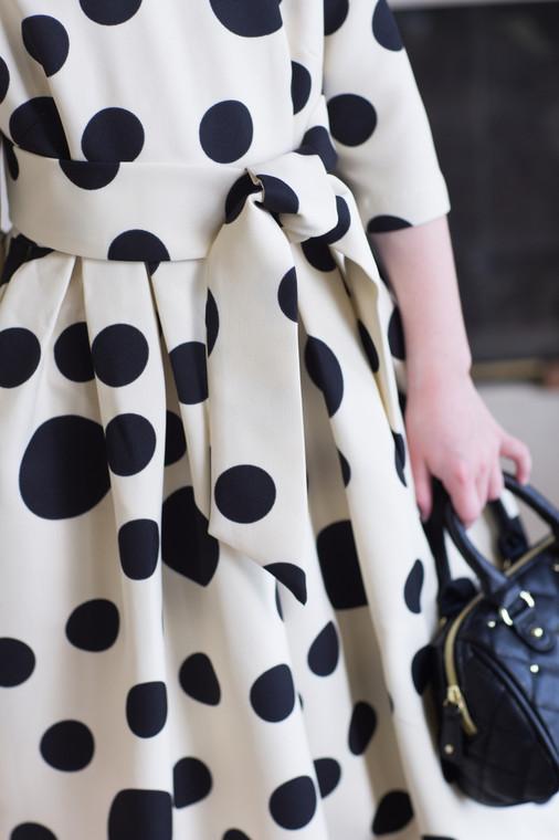 Girls Central Park Dress