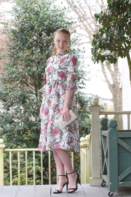 Modest The Bella Dress