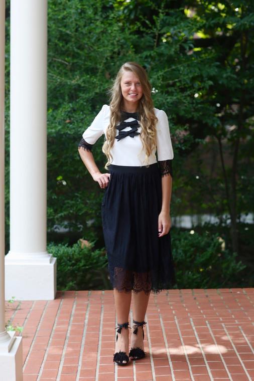 Vintage Tea and Crumpets Dress