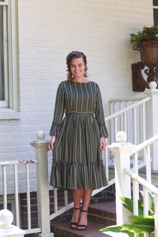 Vintage Sweet Miss Ellie Dress