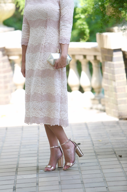 Love Letters and Rose Petals Dress