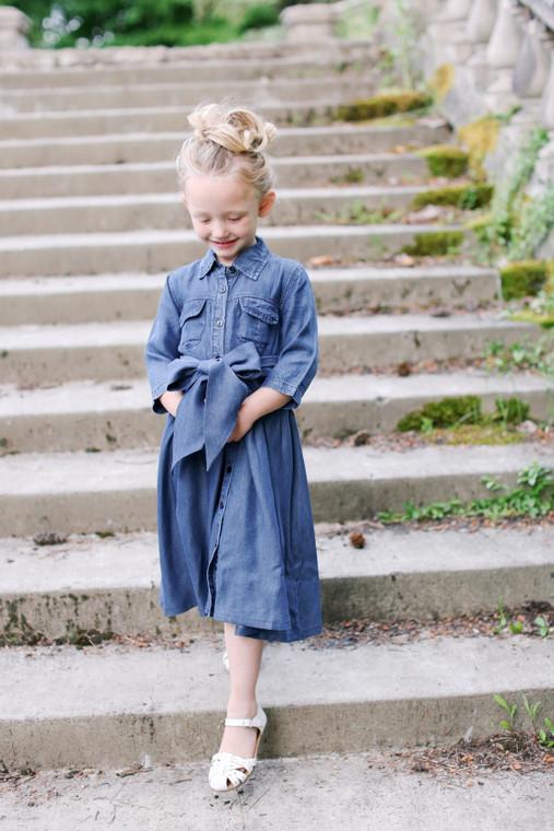 Sunshine and Sweet Tea Dress for Girls