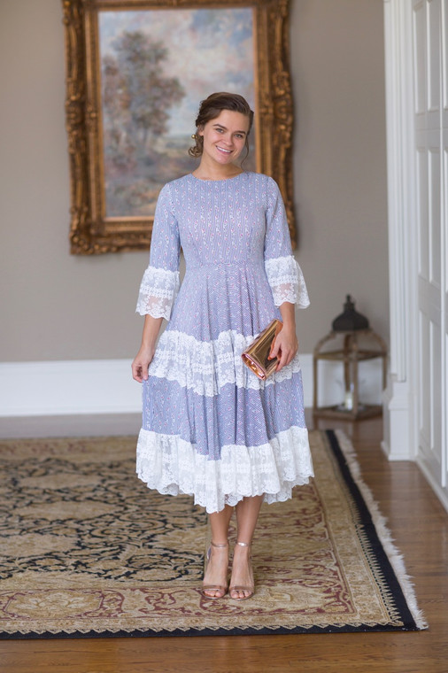 Nantucket Lace Dress