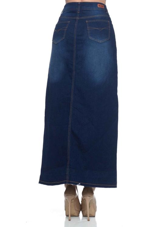 Classy Lady Denim Skirt