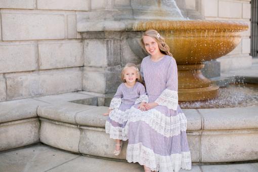 Little Nantucket Lace Dress