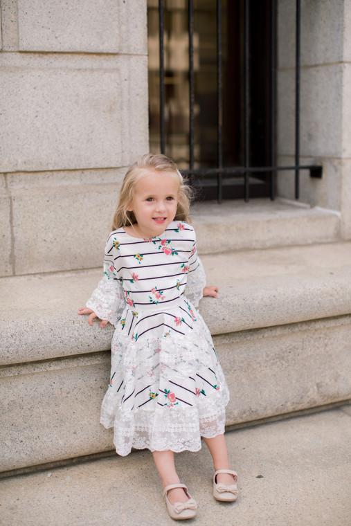 Little Fleur d'Amour Dress