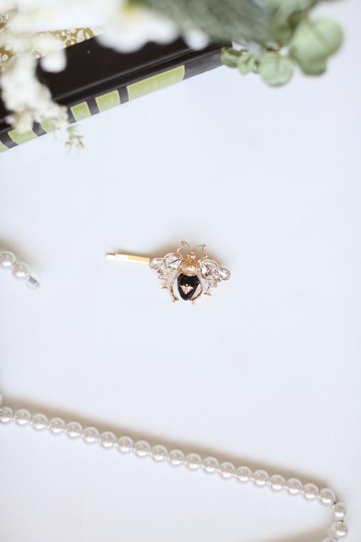 Elegant Beetle Pin