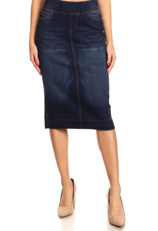 Favorite Denim Skirt