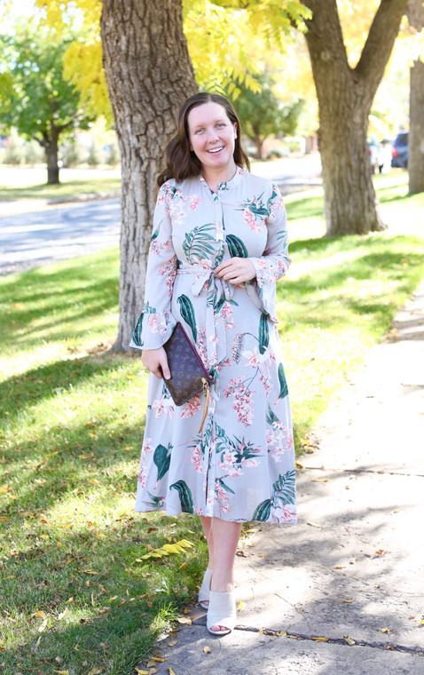 Keagan Dress