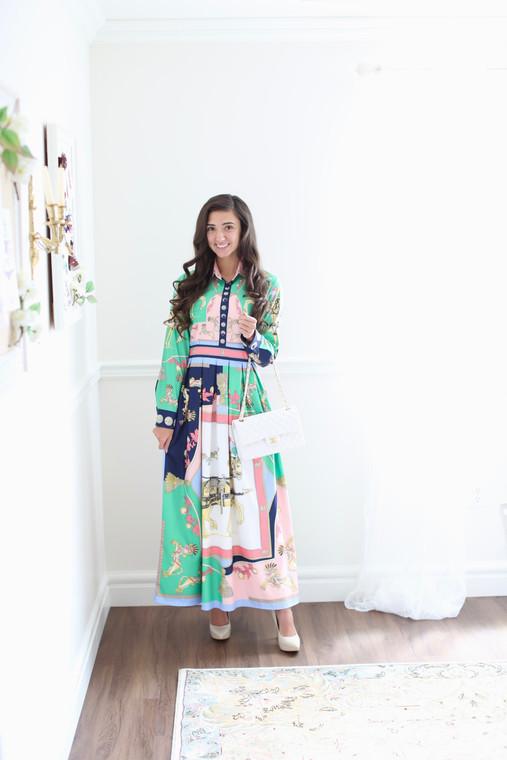 Winchester Dress