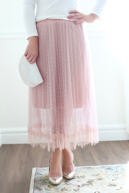 Tiffany Skirt (2 Colors)
