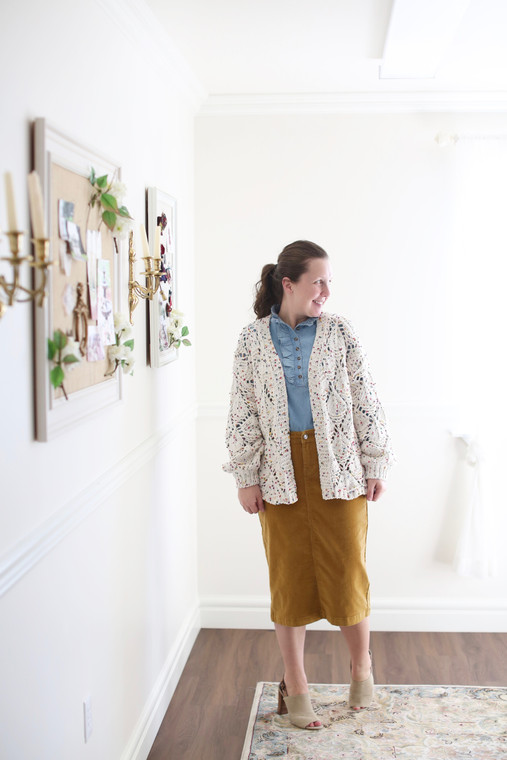 Around the World Cardigan