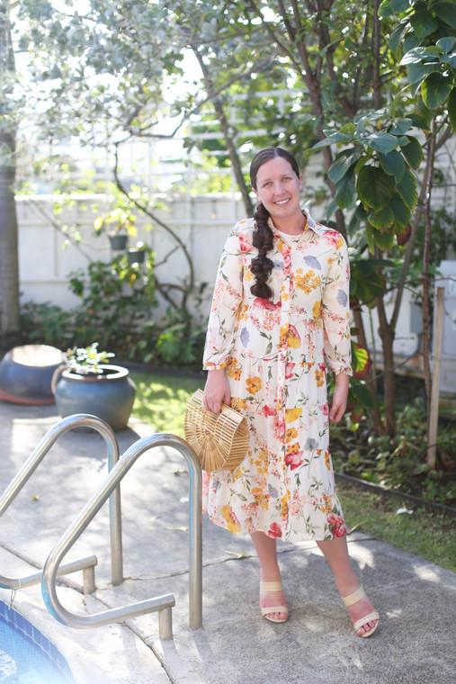 Morning Sunshine Dress