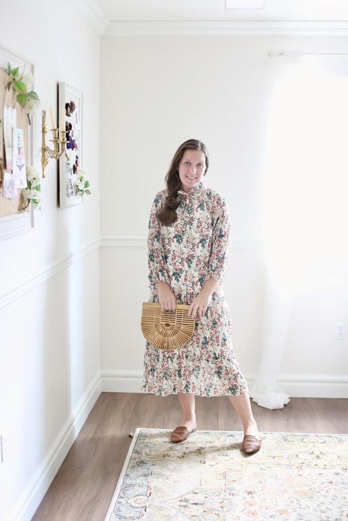 Evergreen Dress