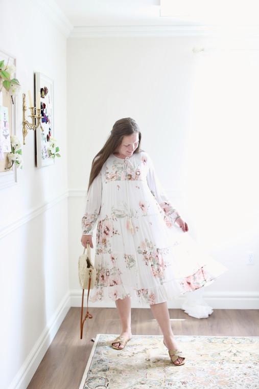 Magnolia Garden Dress