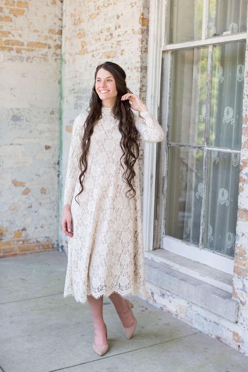 Elegant Eleanor Dress