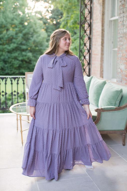 Fields of Lavender Dress