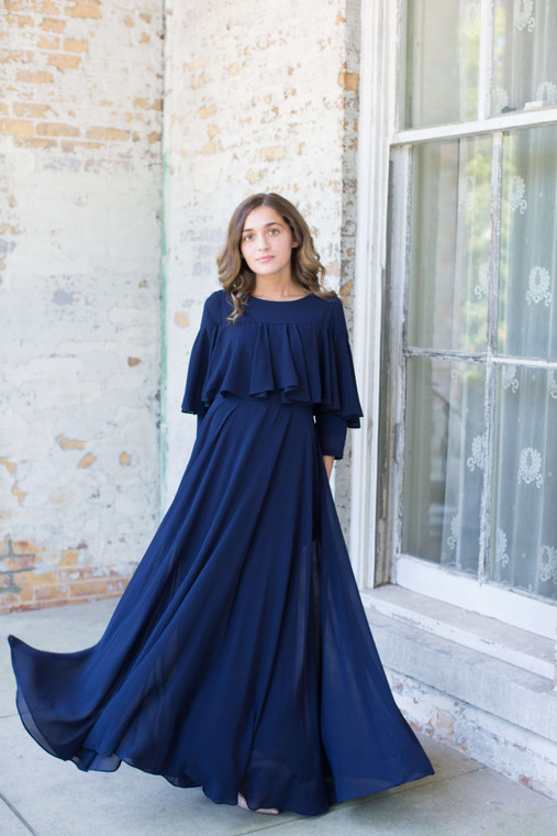 Evenings at Annesdale Dress (3 Colors)