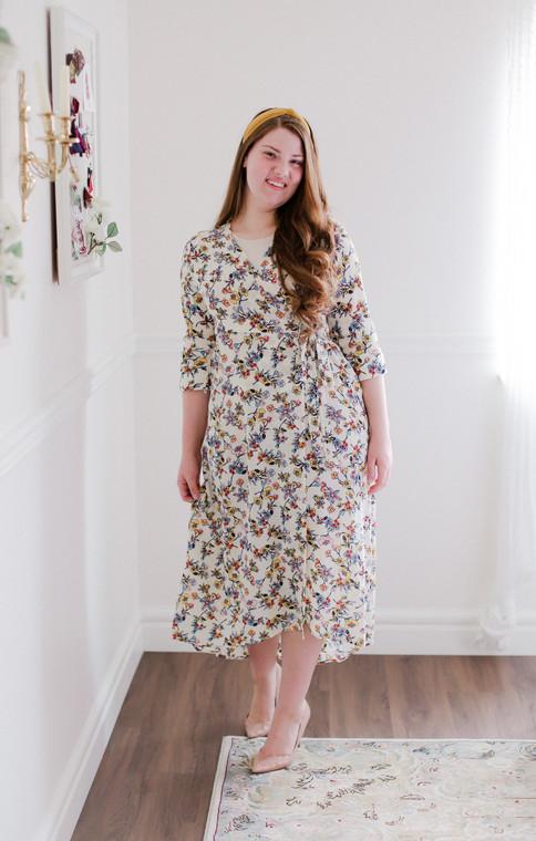 Autumn Delight Dress