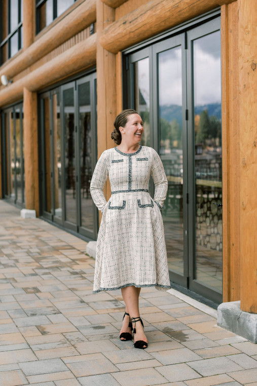 Townsend Tweed Dress