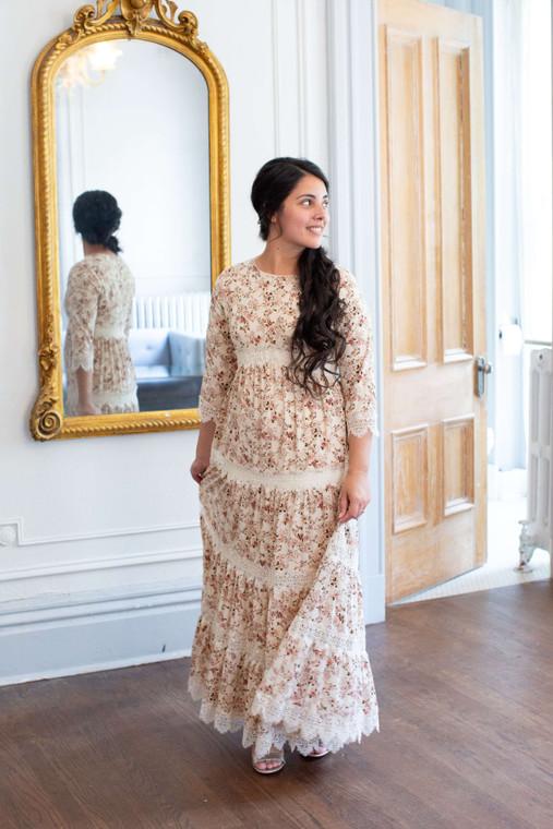 Heirloom Rose Dress