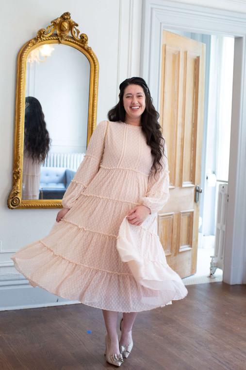 Blushing Bella Dress