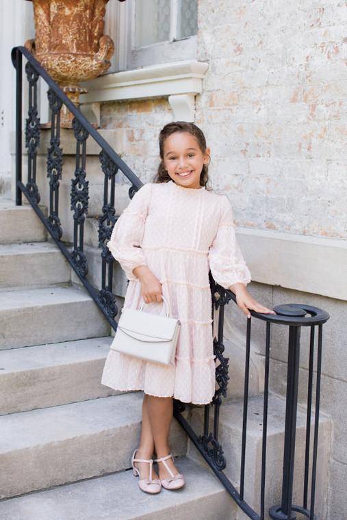 Blushing Bella Dress for Girls