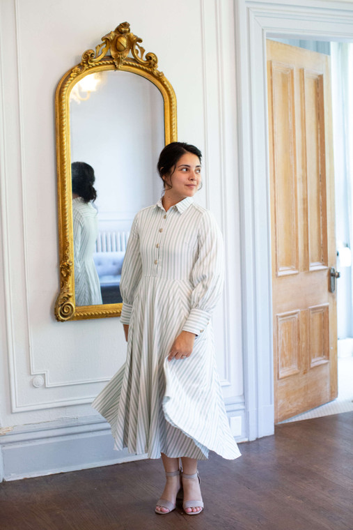 A Morning in Vienna Dress