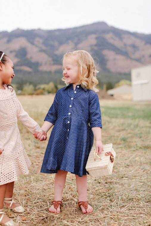 Picnic in the Park Dress for Girls