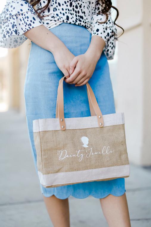 Dainty Jewell's Original Tote Bag