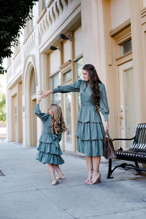 English Ivy Dress
