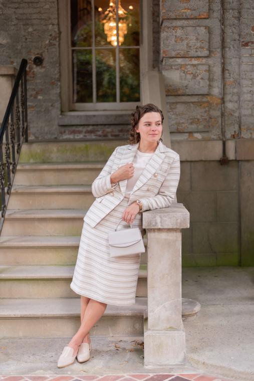 Williamsburg Awaits Skirt