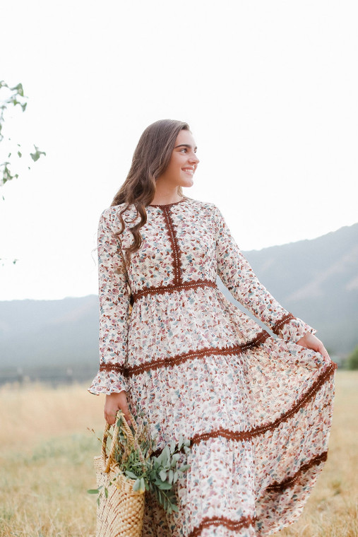 Autumn Breeze Dress