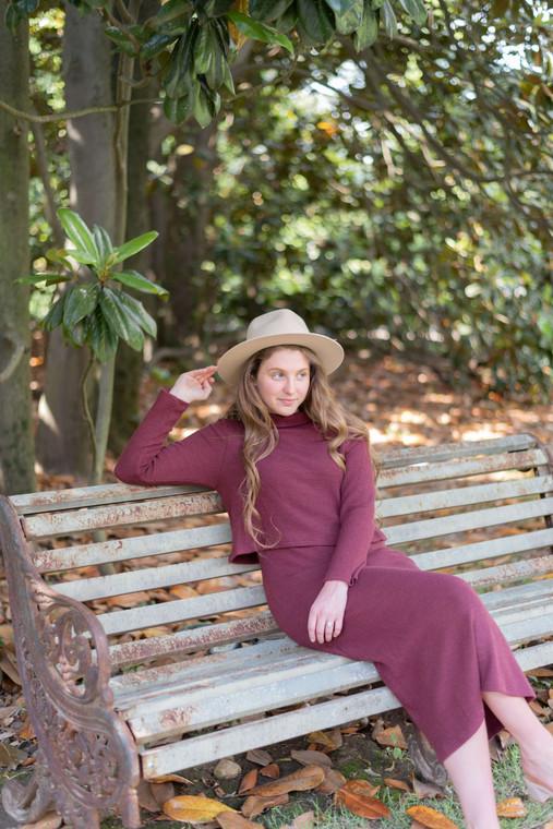 Coffee & Creme Brulee Dress (3 Colors)