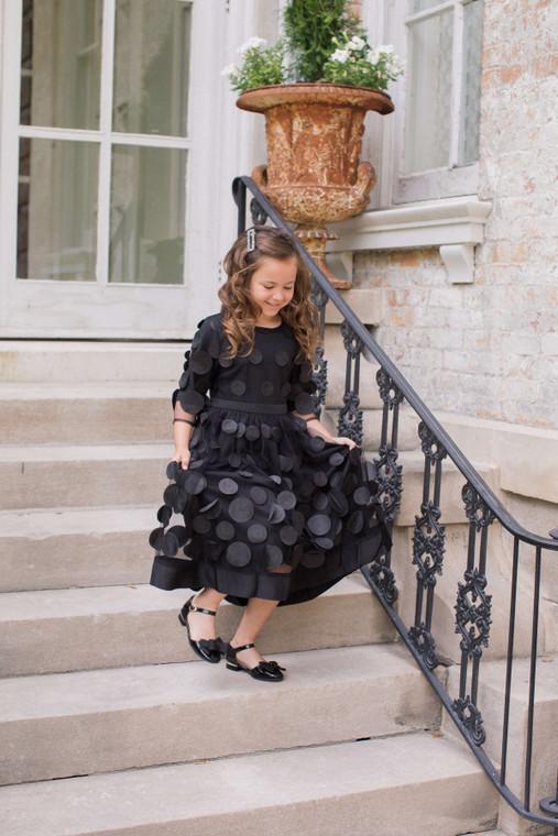 New York Night Dress for Girls