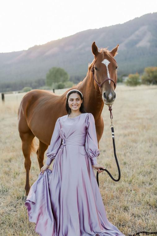 Wistful Wonder Dress
