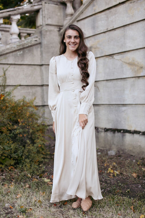 Holiday in Vienna Dress