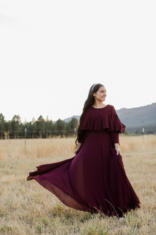 Evenings at Annesdale Dress (5 Colors)