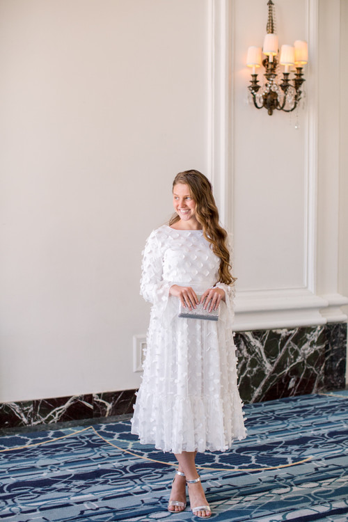 Directional Yet Demure Clothing For The Cool Modern Woman: Modest Clothing For Women, Girls & Weddings