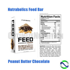 Nutrabolics Feed Bar has hit the shelves at OptimizeNutrition.ca!