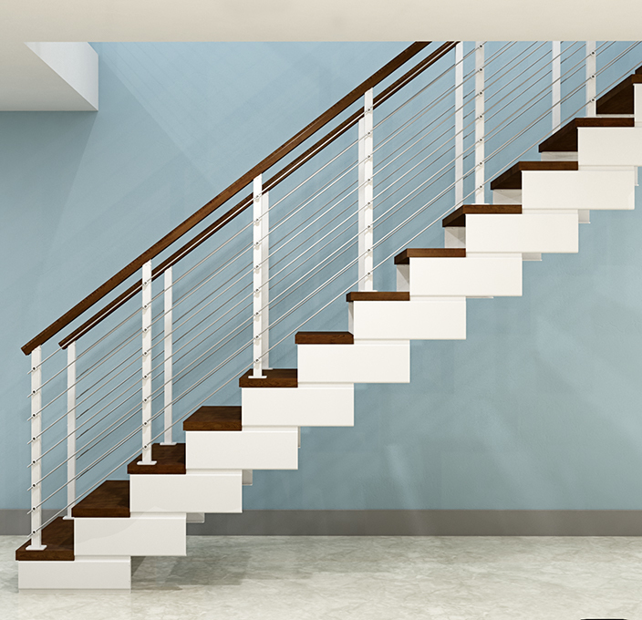 Modular Straight Stairs